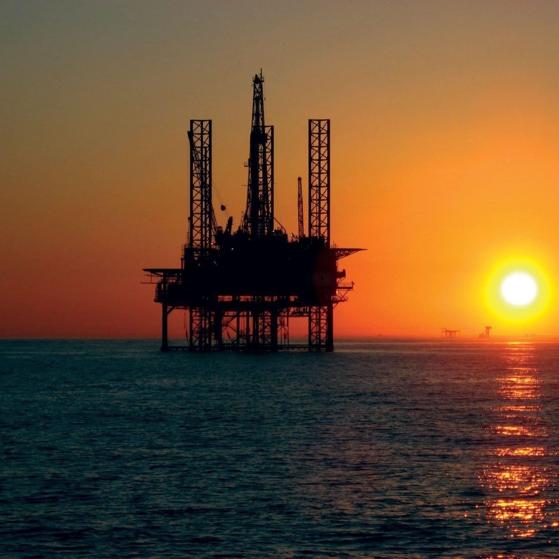 Jackup Oil Rig