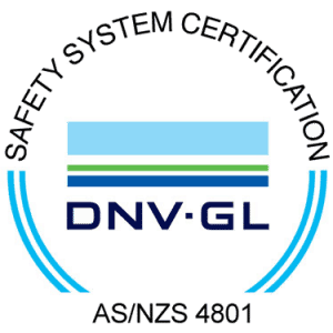 Accreditation - DNV GL AS/NZS 4801